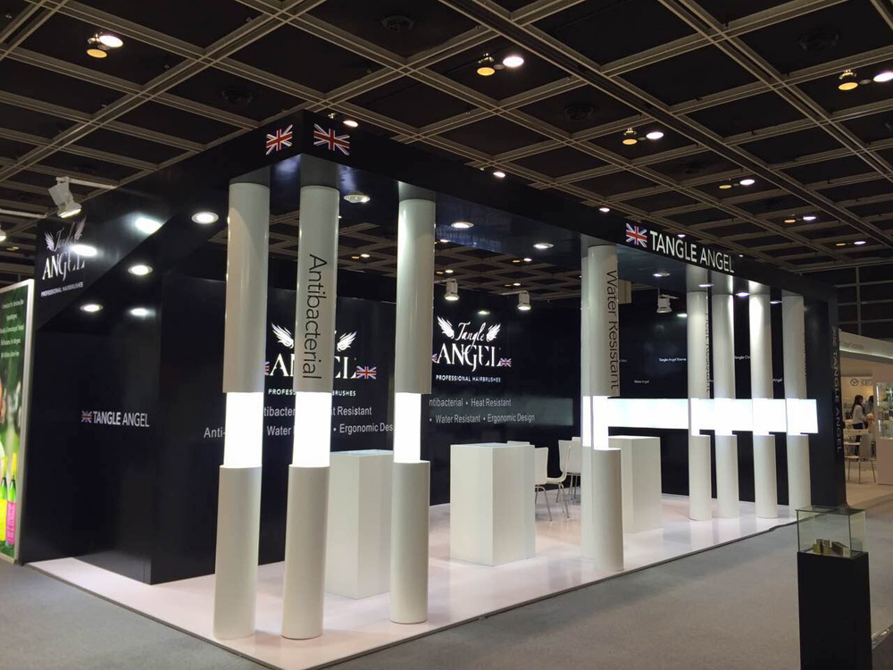 Exhibition Stand Design Hong Kong : Hongkong booth construction for cosmoprof asia stands