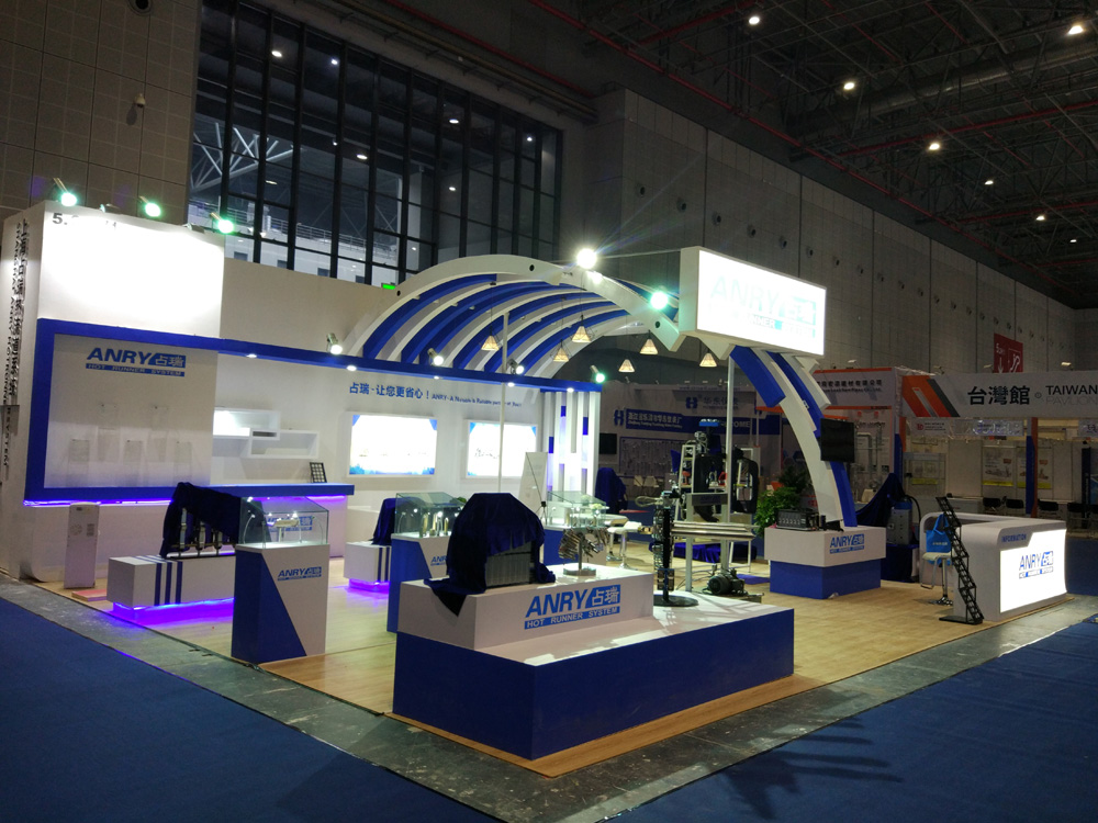 Exhibition Stand Design China : China stand contractor of chinaplas china exhibition