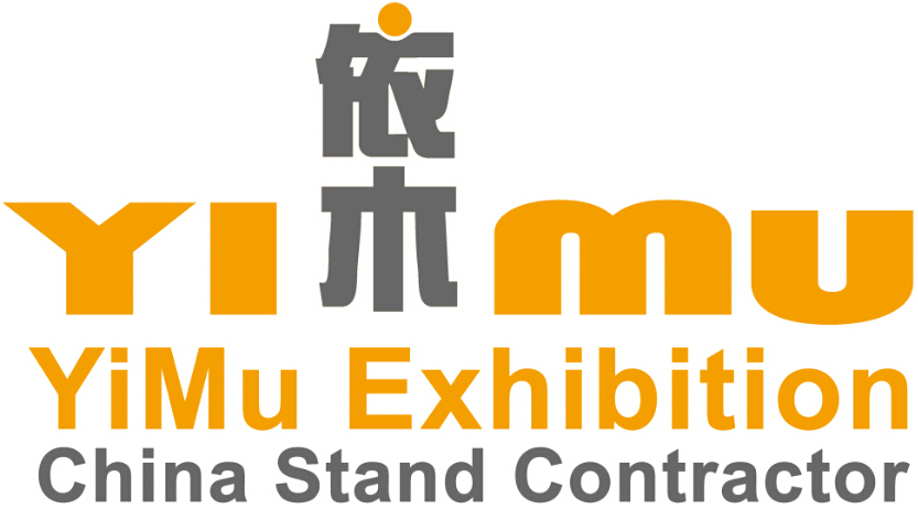 YiMU Exhibition_China stand contractor_Booth construction_Hongkong stand builder_Trade show stand designLOGO