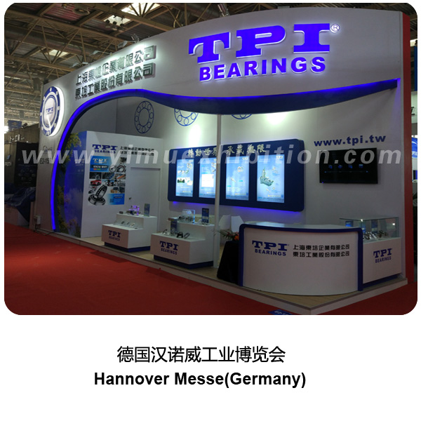 Hannover messe in Germany-exhibition stand builder