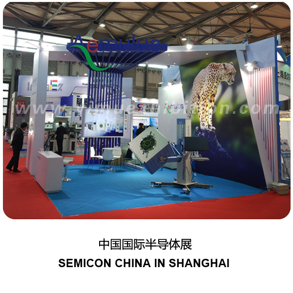 SEMICON CHINA stand design IN SHANGHAI