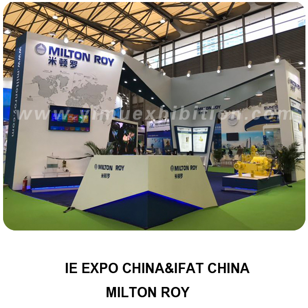 IE EXPO CHINA STAND BUILDER
