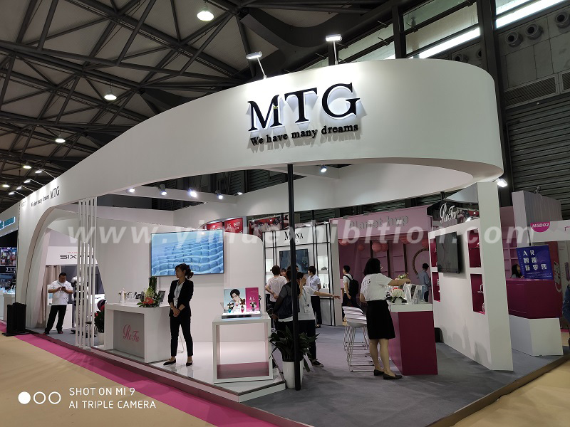 CBE Exhibition stand design and construction