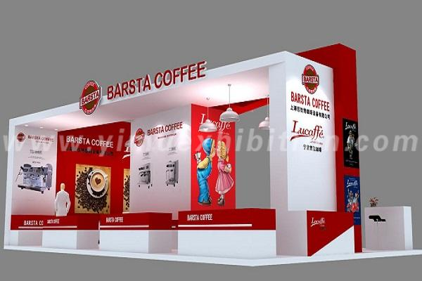 Bakery China trade show displays